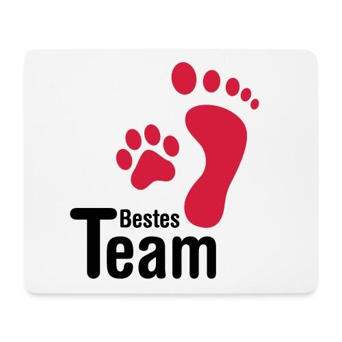 Vorschau: Bestes TEAM - Mousepad (Querformat)