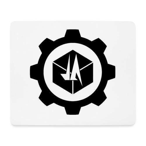 Jebus Adventures Logo (Transparent) - Mouse Pad (horizontal)
