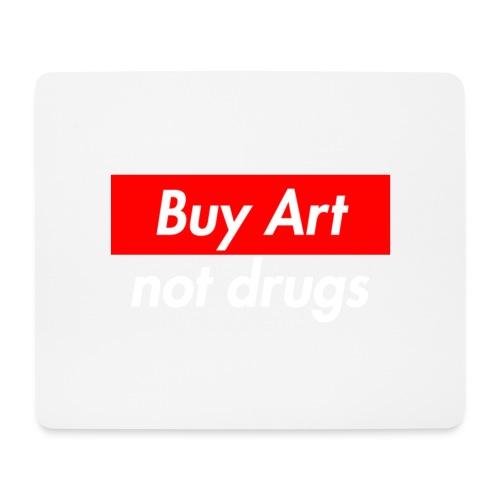 Buy Art Not Drugs - Hiirimatto (vaakamalli)