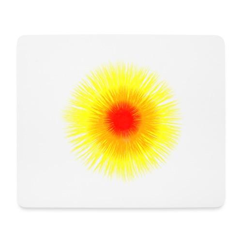 Sonne I - Mousepad (Querformat)