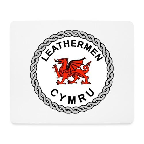 LeatherMen Cymru Logo - Mouse Pad (horizontal)