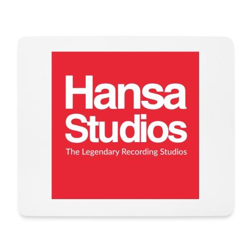 Hansa Studios | Red Line - Mousepad (Querformat)