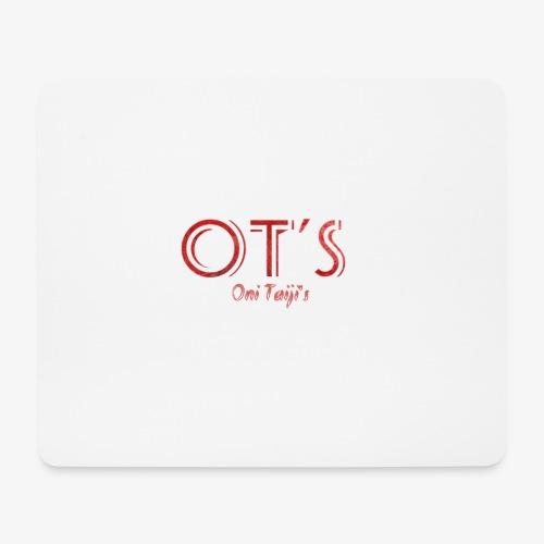 OT's - Tapis de souris (format paysage)