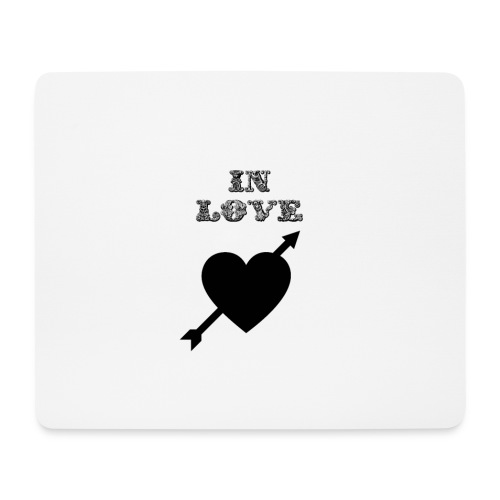 I'm In Love - Tappetino per mouse (orizzontale)