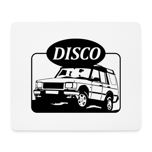 Landie Disco - Autonaut.com - Mouse Pad (horizontal)