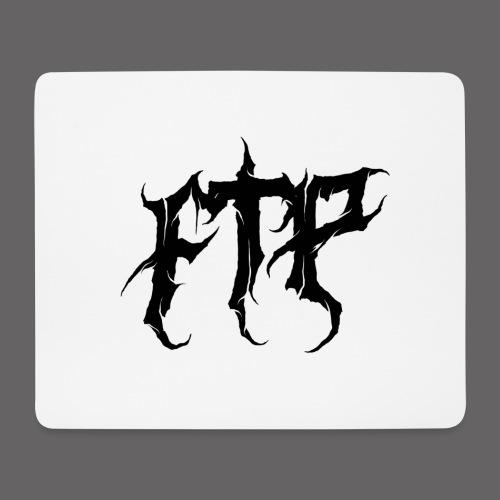 FTP CLAN LOGO - Mousepad (Querformat)