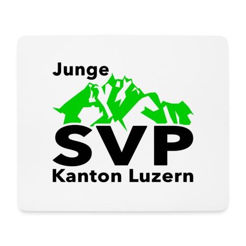 Junge SVP Kanton Luzern - Mousepad (Querformat)