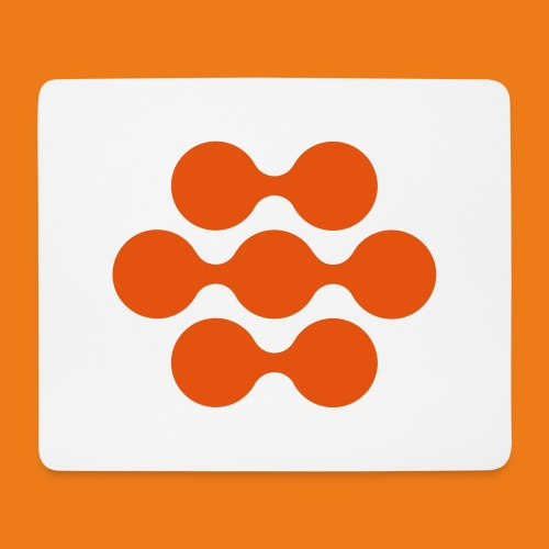 seed madagascar logo squa - Mouse Pad (horizontal)