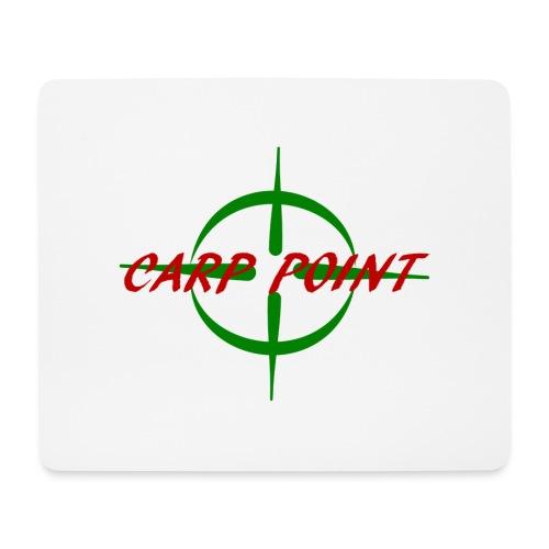 Carp Point T-Shirt - Mousepad (Querformat)