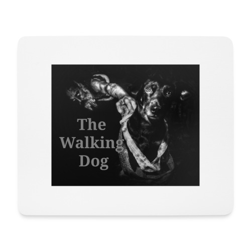 The Walking Dog - Mousepad (Querformat)
