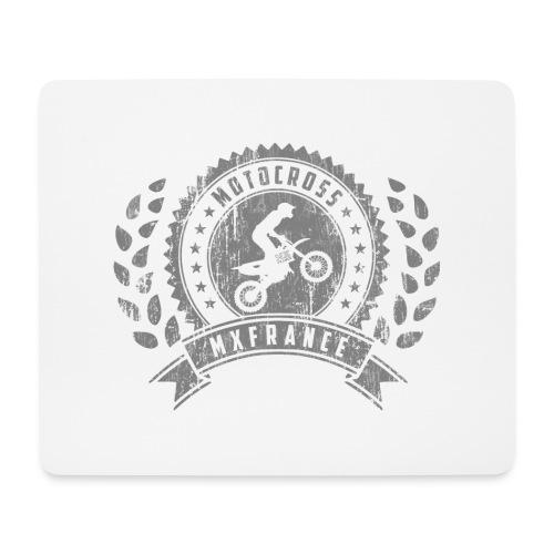 Motocross Retro Champion - Tapis de souris (format paysage)