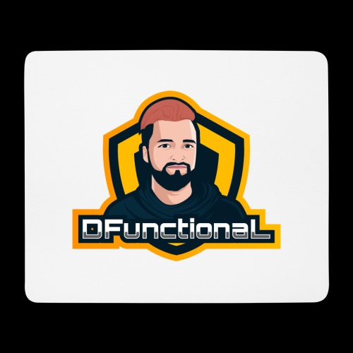 DFunctionaL Merch - Mouse Pad (horizontal)