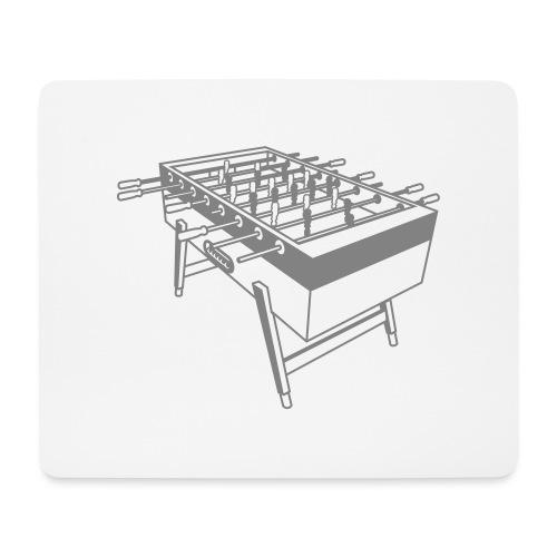 Kickertisch - Kickershirt - Mousepad (Querformat)