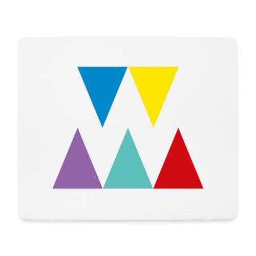 Logo We are les filles - Tapis de souris (format paysage)