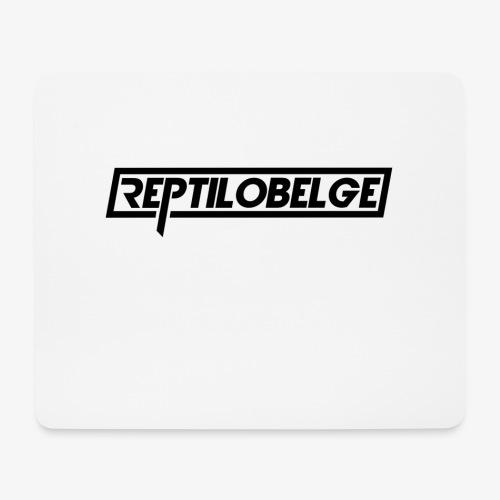M1 Reptilobelge - Tapis de souris (format paysage)