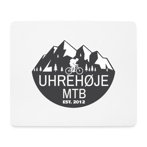 UhreHøje MTB - Mousepad (bredformat)