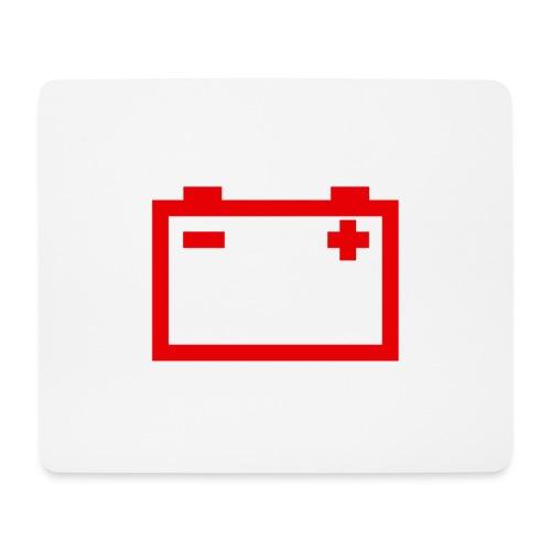 Battery - Mouse Pad (horizontal)