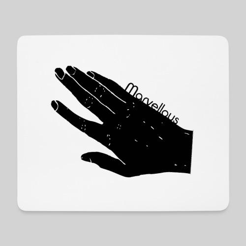 Marvellous Hand - Mousepad (Querformat)