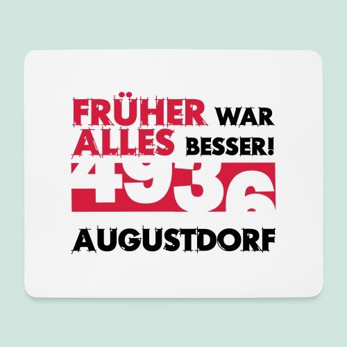 Früher 4936 Augustdorf - Mousepad (Querformat)