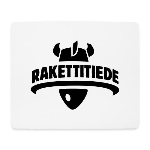 Rakettitiede only - Hiirimatto (vaakamalli)