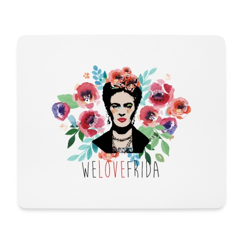 welovefrida - Tappetino per mouse (orizzontale)