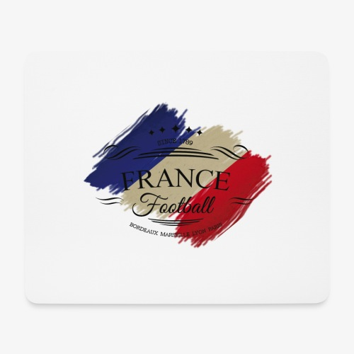 France Football - Mousepad (Querformat)