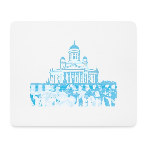Helsinki Cathedral - Mouse Pad (horizontal)