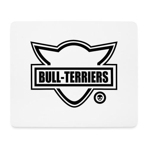 Bull Terrier Original Logo - Mouse Pad (horizontal)