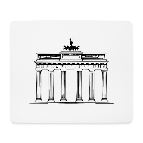 Brandenburger Tor Berlin Victoria Streitwagen - Mousepad (Querformat)