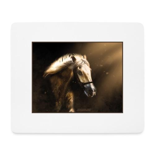 The Restless Stallion - Muismatje (landscape)