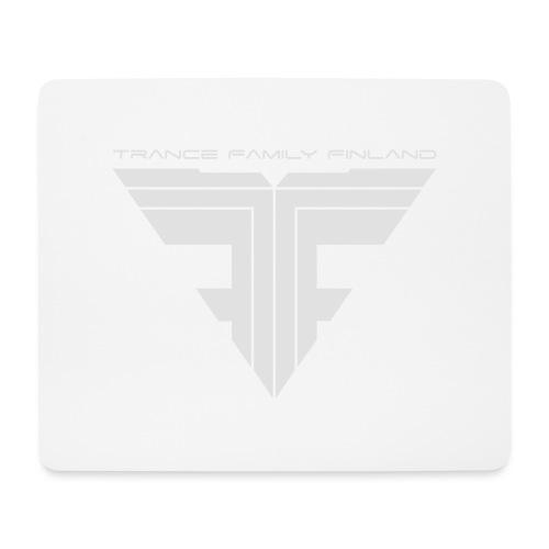 TFF Logo White - Hiirimatto (vaakamalli)