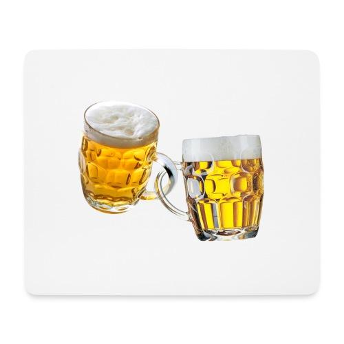 Boccali di birra - Tappetino per mouse (orizzontale)