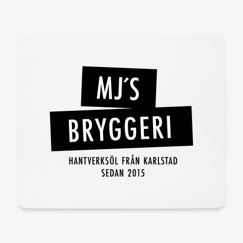 MJs logga - Musmatta (liggande format)