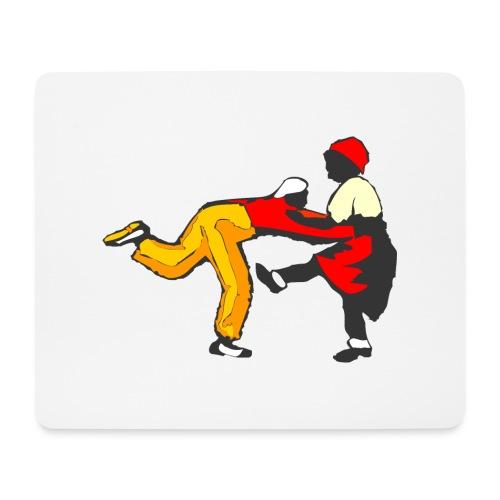 Do The Lindy Hop Back - Musmatta (liggande format)