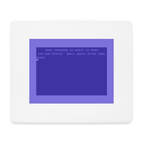 c64 Startscreen - Mousepad (Querformat)
