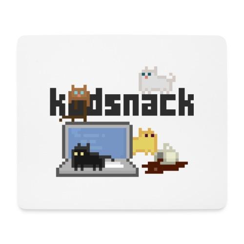 Kodsnack katter - ljus - Musmatta (liggande format)