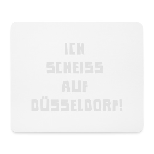 Duesseldorf - Mousepad (Querformat)