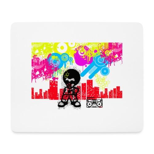 Magliette personalizzate bambini Dancefloor - Tappetino per mouse (orizzontale)