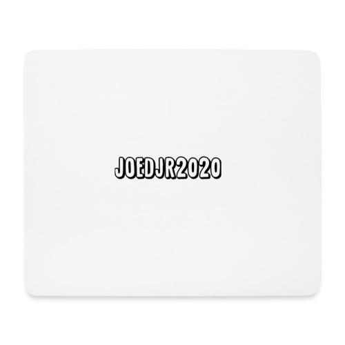 SECOND DESIGN JOEDJR2020 MERCH - Mouse Pad (horizontal)