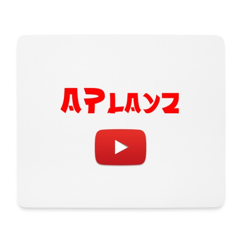 APlayz - Mouse Pad (horizontal)