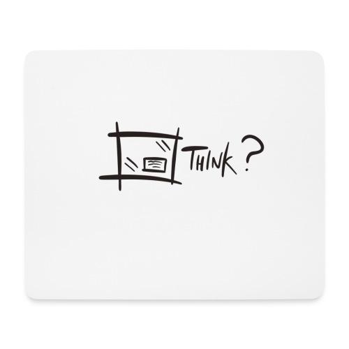 Think Outside The Box - Mouse Pad (horizontal)