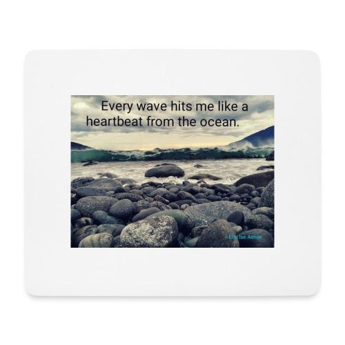 Oceanheart - Musematte (liggende format)