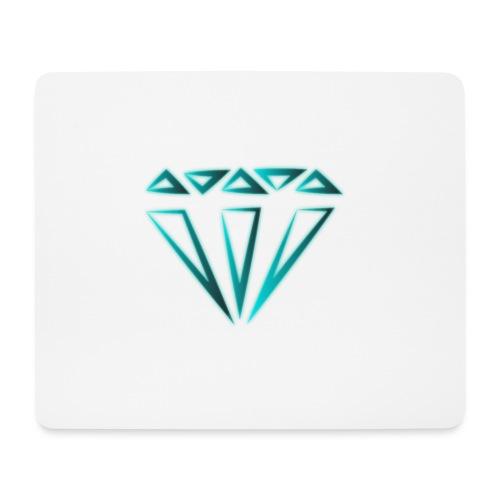 diamante - Tappetino per mouse (orizzontale)