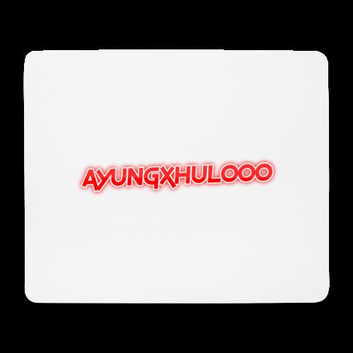 AYungXhulooo - Neon Redd - Mouse Pad (horizontal)