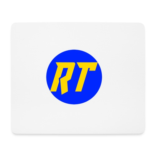 Gold RT - Mouse Pad (horizontal)