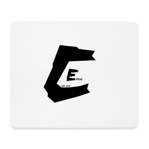 Edchi, Sort - Mousepad (bredformat)