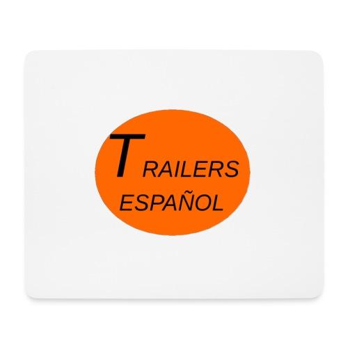 Trailers Español I - Alfombrilla de ratón (horizontal)