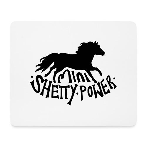 Shetty Power - Mousepad (Querformat)