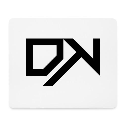 DewKee Logo Samung Galaxy S4 Case Black - Mouse Pad (horizontal)