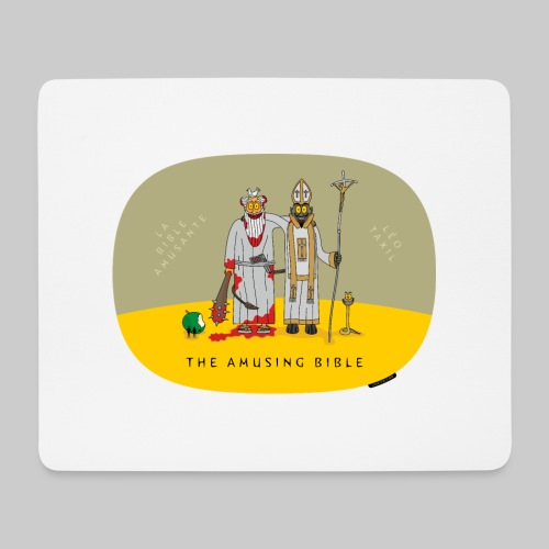 VJocys Devil Pope - Mouse Pad (horizontal)